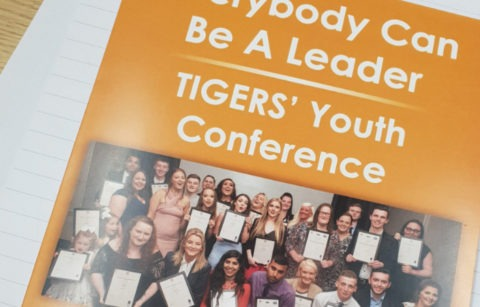 TIGER Initiative Youth Conference Brochure